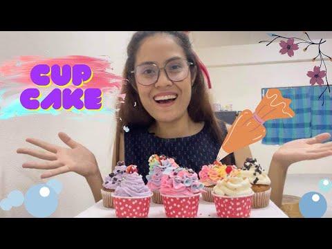 วันเกิดปีนี้ลองทำ-cupcake-ครั้