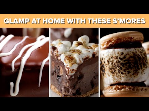3 S'mores Hacks That Will Change the Way You Think About Toasted Marshmallows