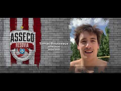 Tomas Rousseaux zagra w Asseco Resovii
