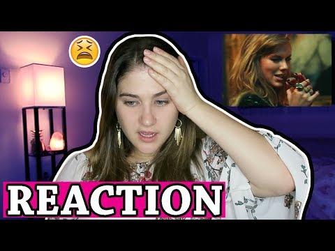 Taylor Swift - End Game ft. Ed Sheeran, Future | Reaction