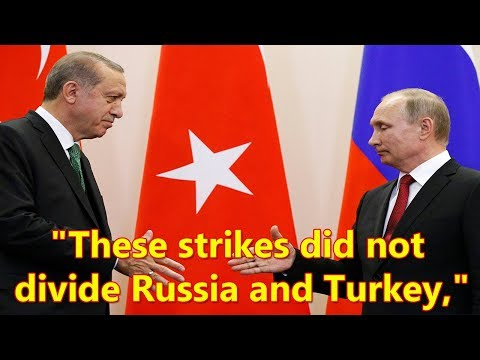 Russia, Turkey to cooperate despite different stance on US strikes against Syria — Kremlin