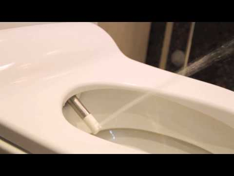 A look at Geberit's AquaClean bidet toilets