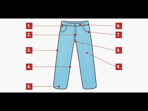 The keys to buying the perfect-fitting pair of jeans
