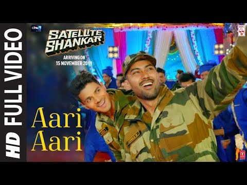 Aari Aari Full Video | Satellite Shankar | Sooraj Pancholi Megha | Tanishk Bagchi | Bombay Rockers