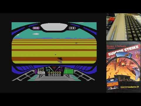 Suicide Strike - Serie de Juegos Épicos en Commodore 64 real