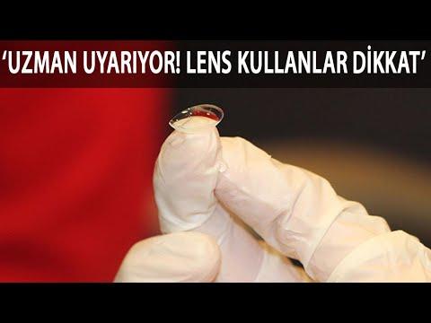'Pandemi Döneminde Kontakt Lens Kullanımı Arttı'
