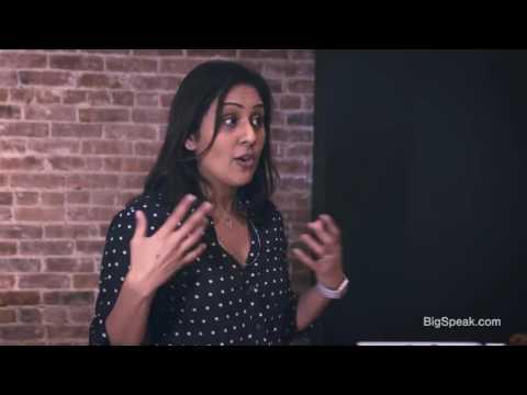 Mona Patel - Melcion Breakfast in NYC, 2016 Speech
