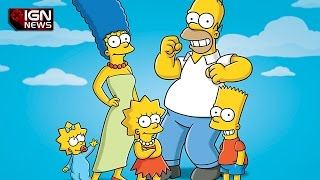 FXX's Plans for The Simpsons Revealed - IGN News