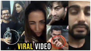 Viral Video Of Bollywood Celebrities | Celebrities Party Private Video | TFPC - TFPC