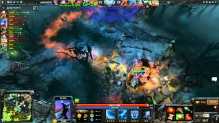 Yong Chicken vs Magneto - MSI Beat It Chinese Qualifier - @DotaCapitalist