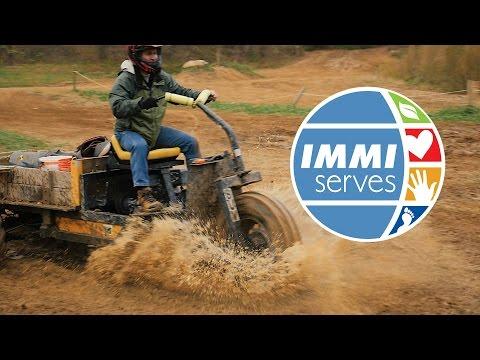 IMMI Serves with BUV (Basic Utility Vehicle)
