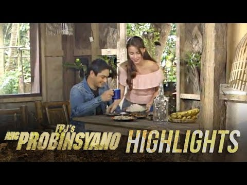 FPJ's Ang Probinsyano: Cardo and Alyana talks about living a peaceful life