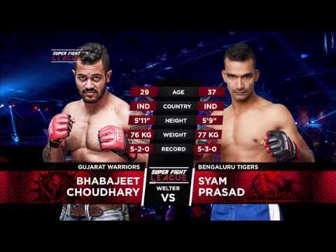 Lethal KO! Bhabhajeet Chaudhary v/s Shyam Prasad | Gujarat Warriors v/s Bengaluru Tigers