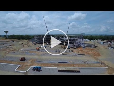 Final Beam Placed at New ArcBest Headquarters