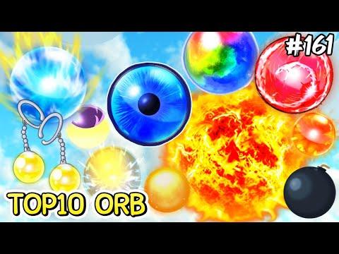 10อันดับลูกแก้ว(Orb)-ที่ควรมี!