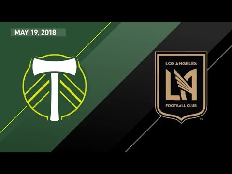 HIGHLIGHTS: Portland Timbers vs. Los Angeles Football Club | May 19, 2018