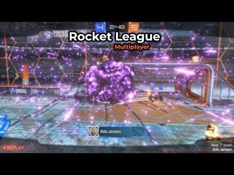 Rocket League (Opname 30/01/2019)