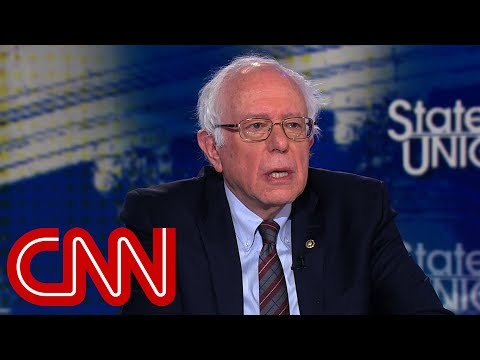 connectYoutube - Trump ad saying Dems complicit in murder is sad, Sanders says