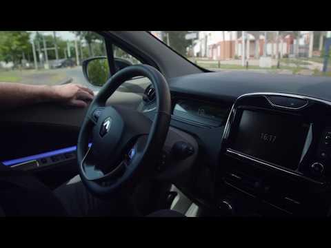 Rouen Normandy Autonomous Lab :Expérimentation d'un service de mobilité autonome à la demande