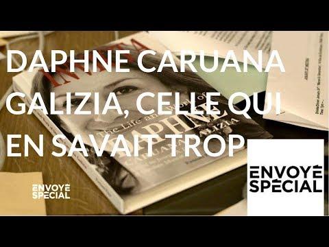 nouvel ordre mondial | Envoyé spécial. Daphne Caruana Galizia, celle qui en savait trop -19 avril 2018 (France 2)
