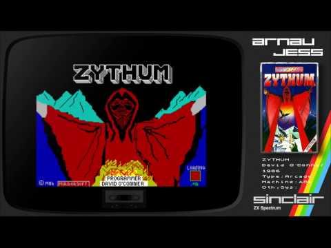 ZYTHUM Zx Spectrum by David O´Connor