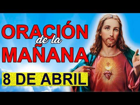 ORACIÓN DE LA MAÑANA 8 DE ABRIL DE 2021 LAUDES DE LA LITURGIA DE LAS HORAS DE HOY