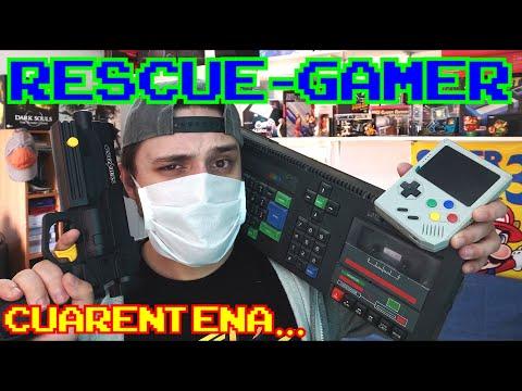 Resuce-Gamer: EN CUARENTENA!