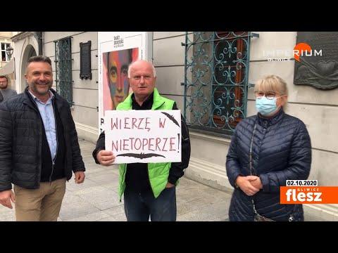 Flesz Gliwice / Bezowocne spotkanie społeczników