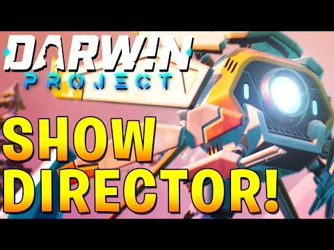 THE MEANEST SHOW DIRECTOR OF ALL TIME? (Darwin Project Early Access)