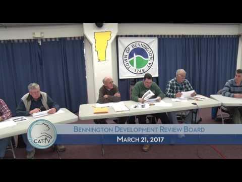 Development Review Board - 3/12/17
