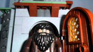 A Harry Potter Reinactment In Lego Form