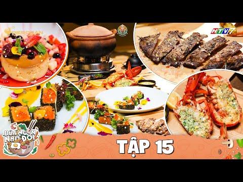 Bữa Ngon Nhớ Đời | Tập 15: Lạc vào trời Tây với loạt món từ Á đến Âu tại Color Man Kitchen