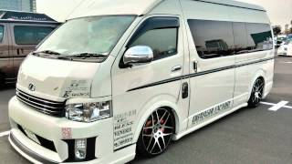 2015 model toyota hiace