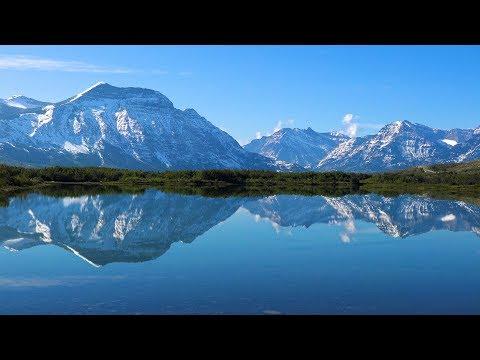 Waterton Lakes NP: Crypt Lake Hike, Alberta, Canada in 4K Ultra HD