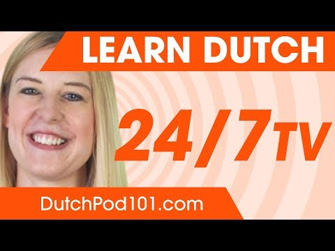 Learn Dutch 24/7 with DutchPod101 TV photo