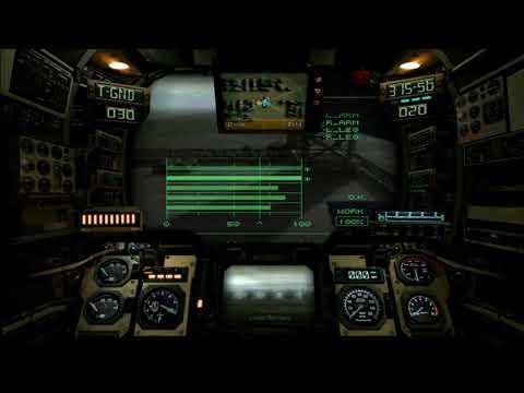 Steel Battalion LoC / Xlink Kai / 2v3 / Map 07 / Scareface A1 s Master Race.