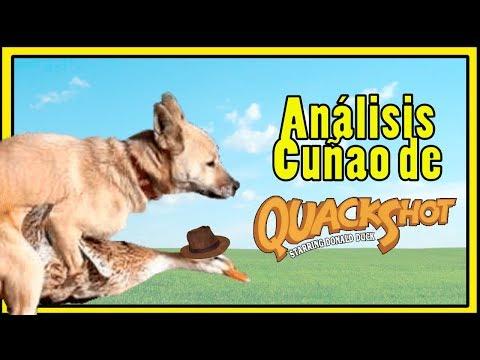 Análisis Cuñao de QuackShot (Mega Drive)