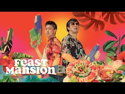 Feast Mansion S1: E#1 - Joji and Rich Brian Cook for Their Friends on Feast Mansion | NEW SERIES Trailer