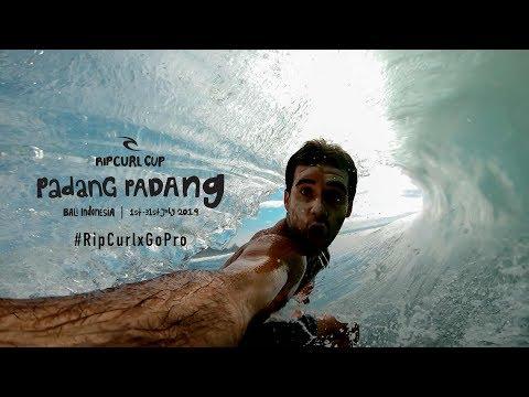 Rip Curl x GoPro Challenge | Rip Curl Cup Padang Padang 2019