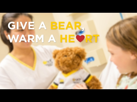 Give A Bear, Warm A Heart