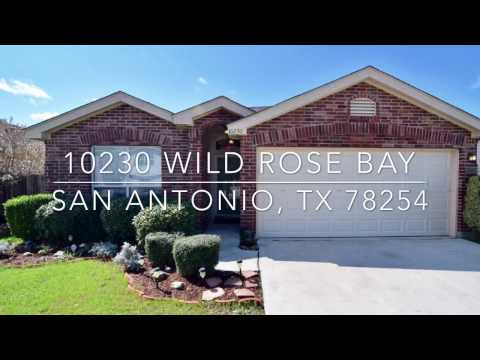 10230 Wild Rose Bay, San Antonio TX 78254