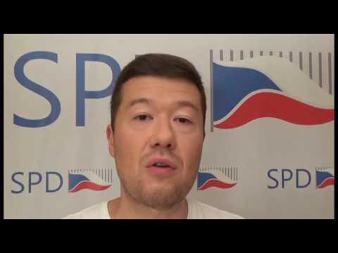 Tomio Okamura: Hidžáby v ČR