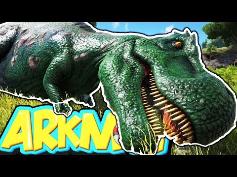 connectYoutube - TAMING A TREX - ARK SURVIVAL EVOLVED
