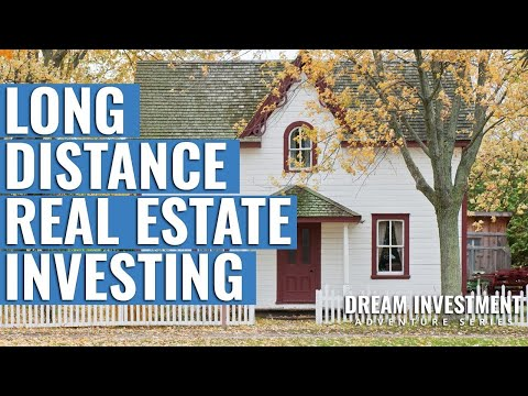 Long Distance Real Estate Investing | How To Analyze Real Estate Markets | Ep. 2