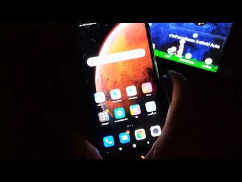 การตั้งค่า-Android-Auto-ของมือ