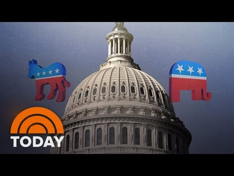 connectYoutube - Federal Government Shuts Down After Lawmakers Fail To Reach Deal Deadline | TODAY