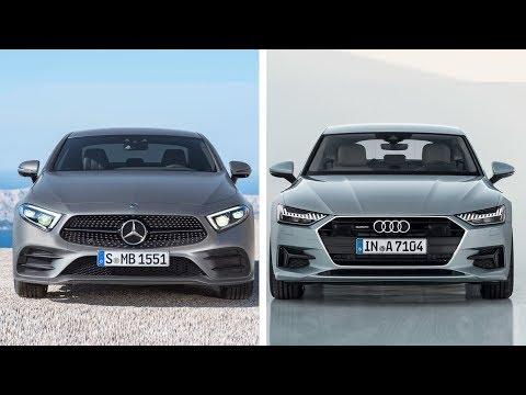Audi A7 (2018) vs. Mercedes CLS (2018)