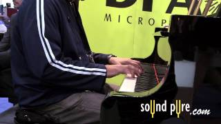 DPA Microphones 2000 Series Demo - AES 2011