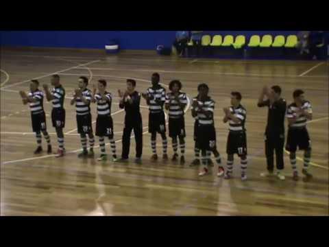 16/17 Golos Jornada 6 - Campeonato Nacional Sub20 - Burinhosa 2 vs SCP 8