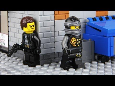 connectYoutube - Lego Ninja